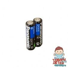Батарейки AA (LR6) Panasonic - щелчоные