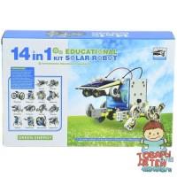 Конструктор Робот Solar 14 в 1