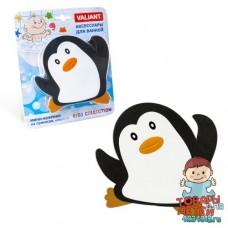 """Мини-коврик для ванной комнаты """"Пингвин"""""""